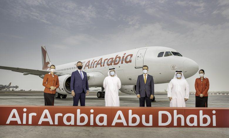 العربية للطيران أبوظبي تطلق أولى عملياتها التشغيلية رسمياً