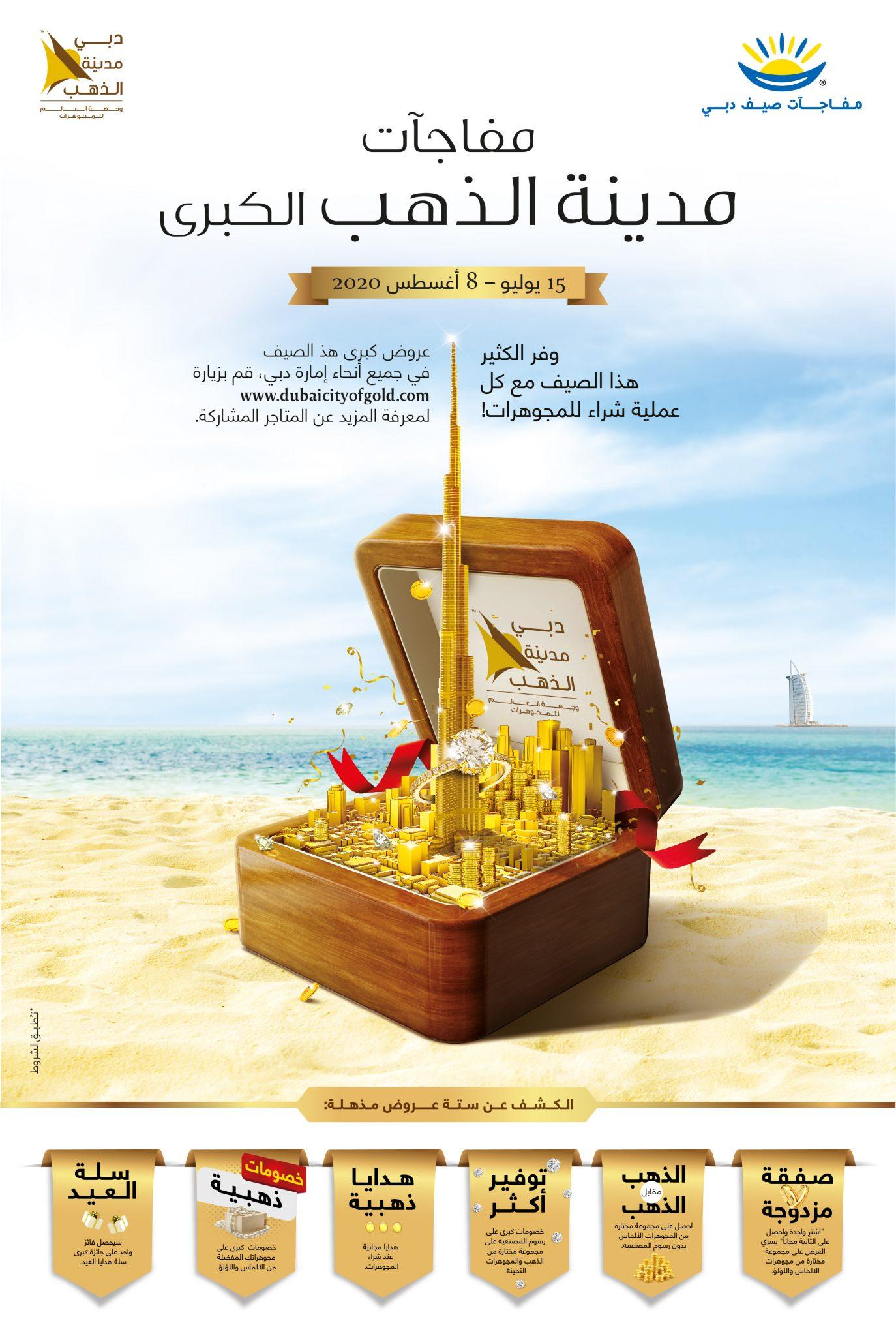 دبي للذهب والمجوهرات