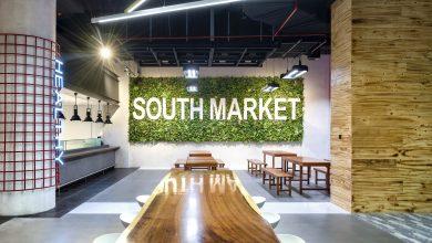 صورة إفتتاح وجهة الطعام الجديدة المنتظرة في أفينيو البوابة ساوث ماركت
