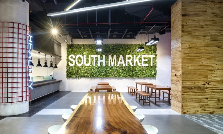 إفتتاح وجهة الطعام الجديدة المنتظرة في أفينيو البوابة ساوث ماركت