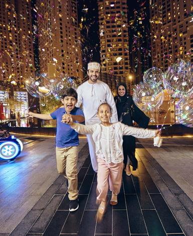 دبي للتجزئة والمهرجانات
