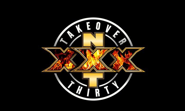 حدثWWE NXT Takeover XXX