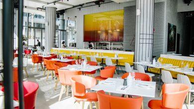 صورة بالفيديو جولة في المطعم الإيطالي الفاخر لارتي دبي