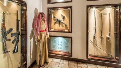 صورة إستئناف افتتاح متحفي نايف والشاعر العقيلي في دبي