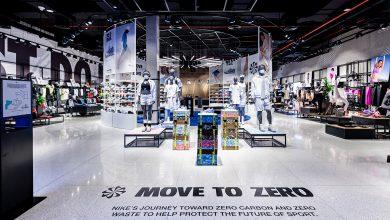 صورة شركة نايك تعيد إفتتاح متجرها في مول الإمارات
