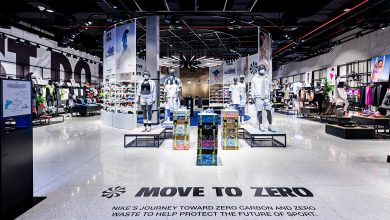 Photo of شركة نايك تعيد إفتتاح متجرها في مول الإمارات