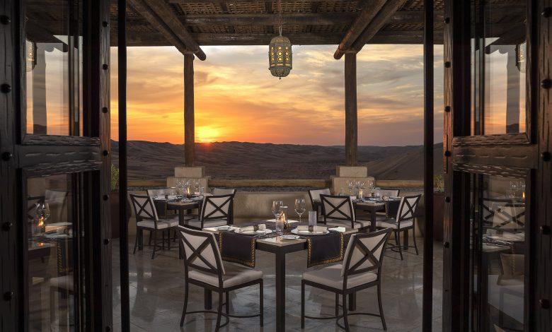 قصر السراب منتجع الصحراء
