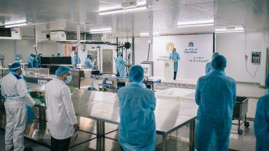 صورة افتتاح المطبخ المركزي الجديد لتزويد متاجر كارفور الإمارات بالوجبات الجاهزة