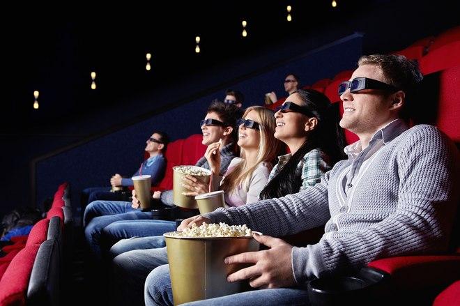 السينما ثلاثية ورباعية الأبعاد