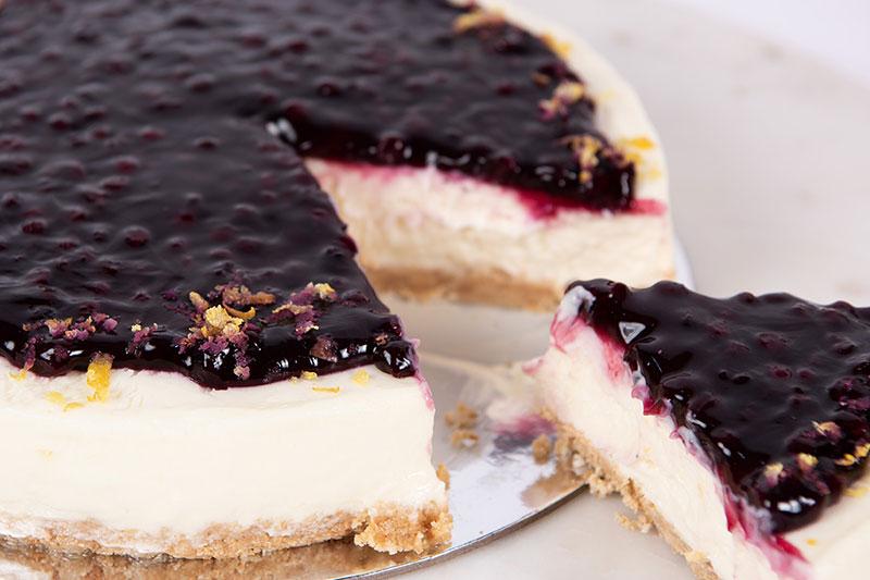 Bloomingbox cheesecake-