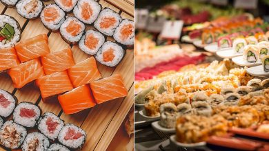 لعشاق السوشي 3 مطاعم توفر عروض جديدة على هذا الطبق في دبي