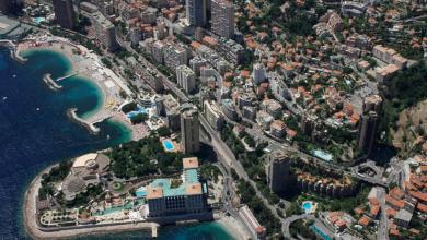 صورة إستئناف الأنشطة الاقتصادية والسياحية في إمارة موناكو