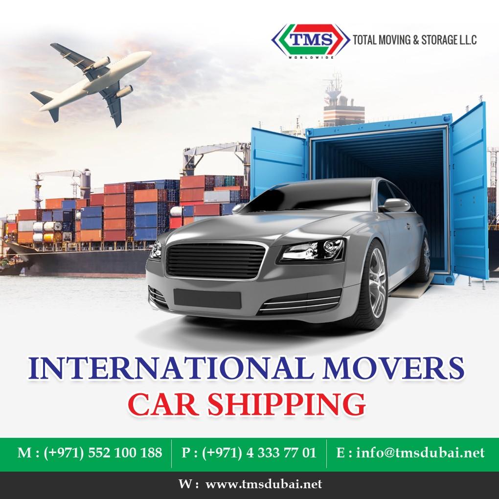شركة Total Moving & Storage