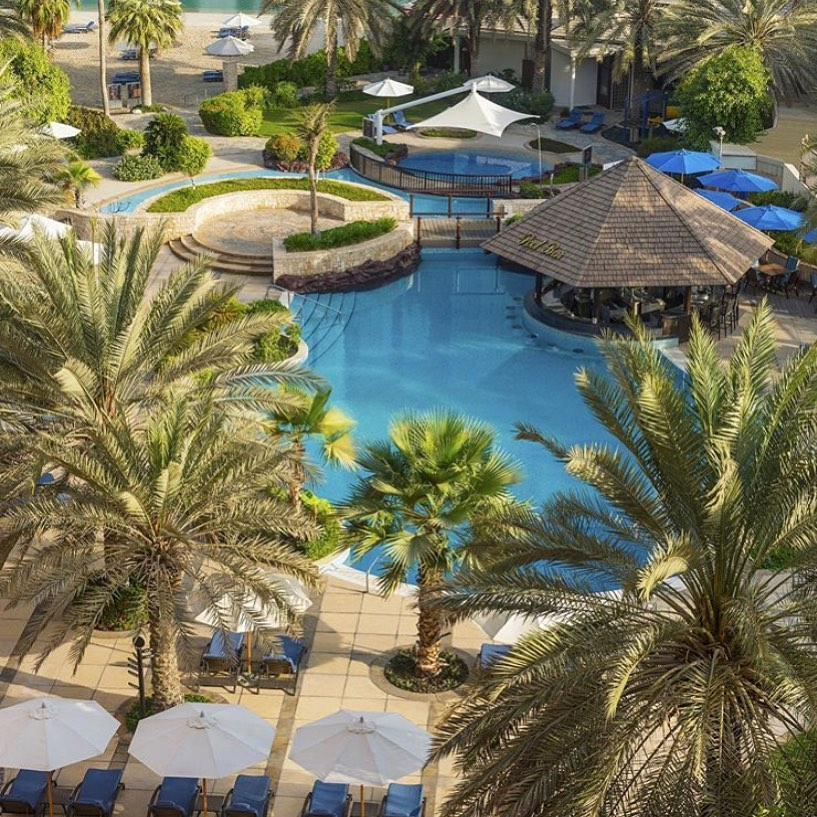 فندق ومنتجع شيراتون أبوظبي