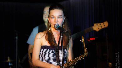 Photo of حفل عازفة الساكسوفون ماشا كوتسكوفا في دبي خلال أغسطس 2020