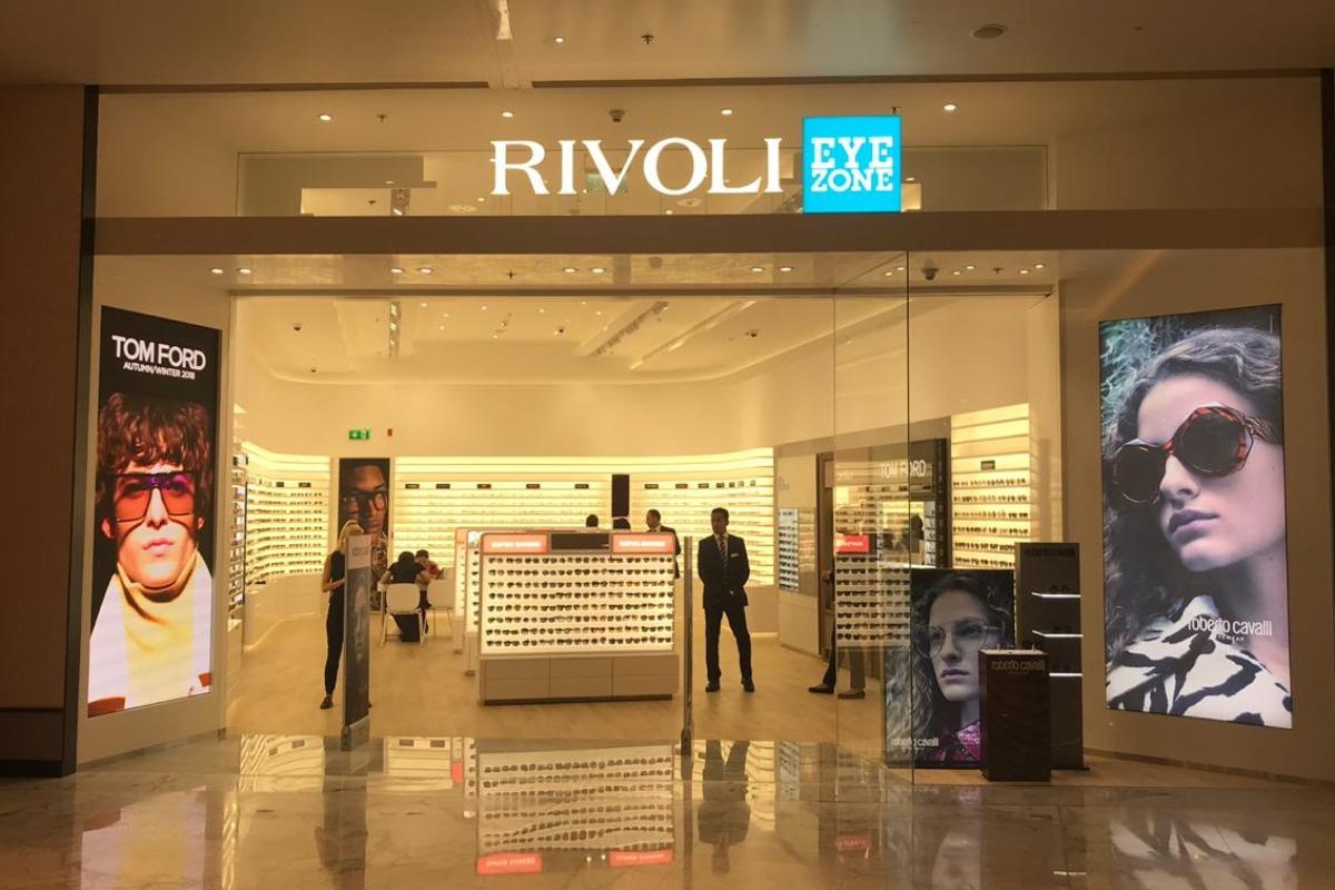 أبرز متاجر النظارات في دبي فستيفال بلازا