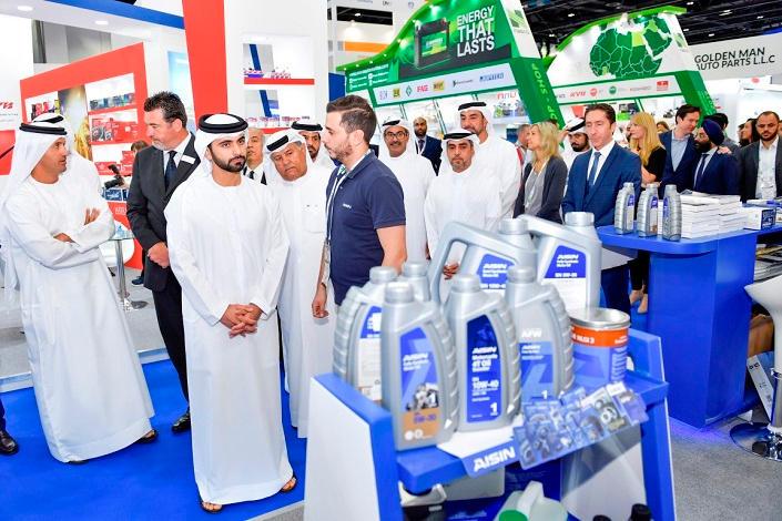 المعرض السنوي أوتوميكانيكا دبي