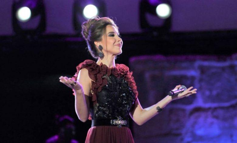 TUNISIA-FESTIVAL-CARTHAGE-AJRAM