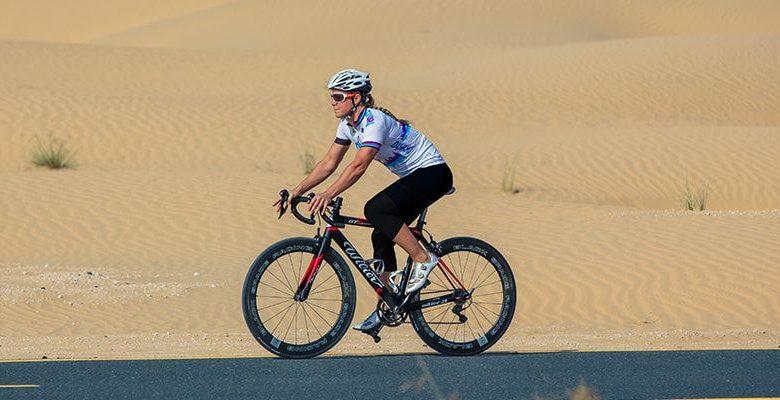 دبي تنظم تحدي المرموم لركوب الدراجات الهوائية للسيدات 2020