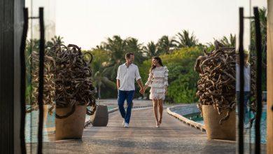 صورة منتجع جزيرة فيلا الخاصة الوجهة المثالية لحفل زفاف حميمي على الشاطئ
