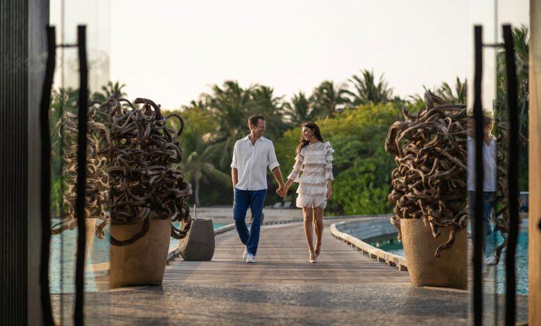 منتجع جزيرة فيلا الخاصة الوجهة المثالية لحفل زفاف حميمي على الشاطئ