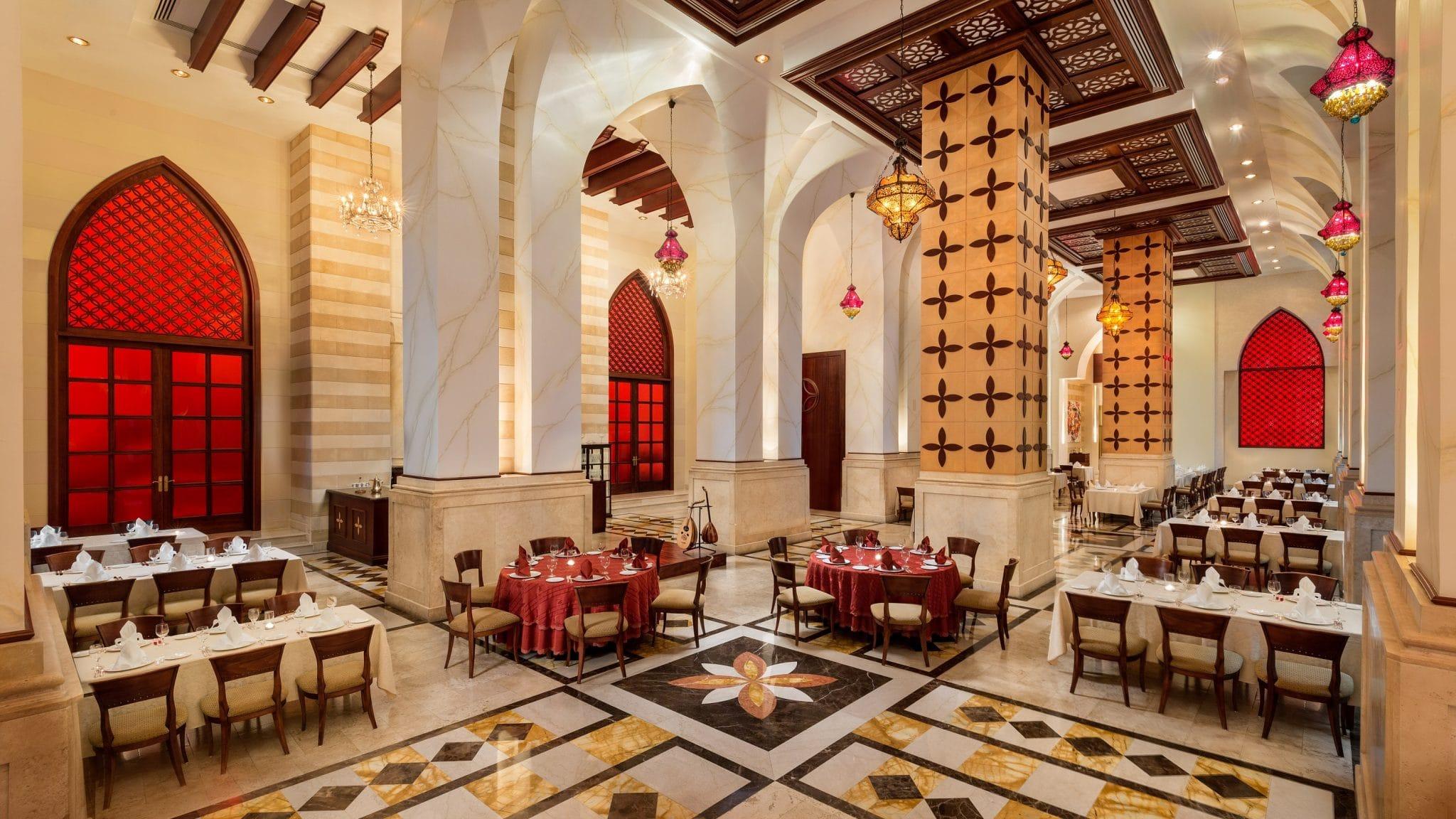 مطعم موال اللبناني