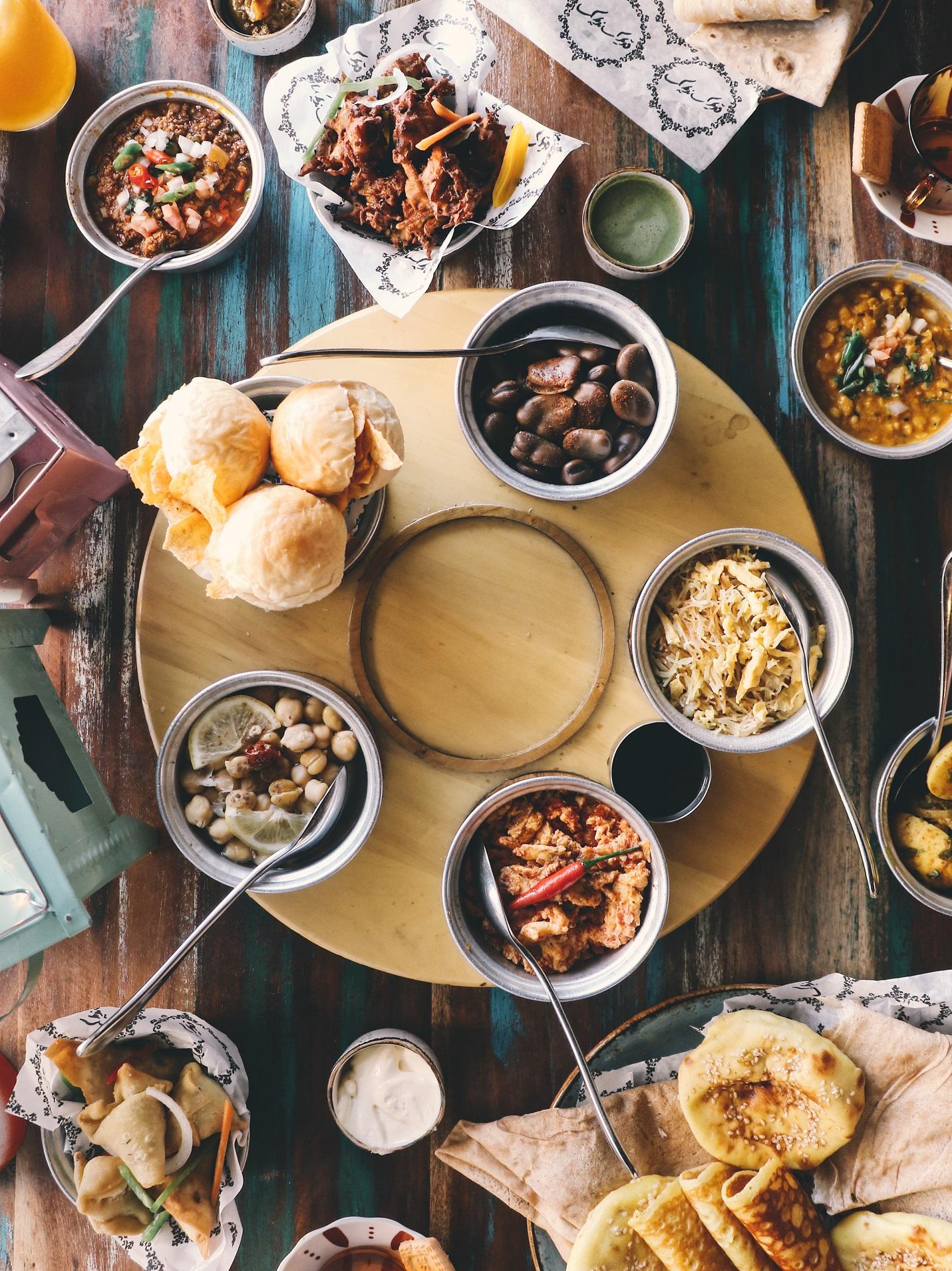 إفطار لشخصين