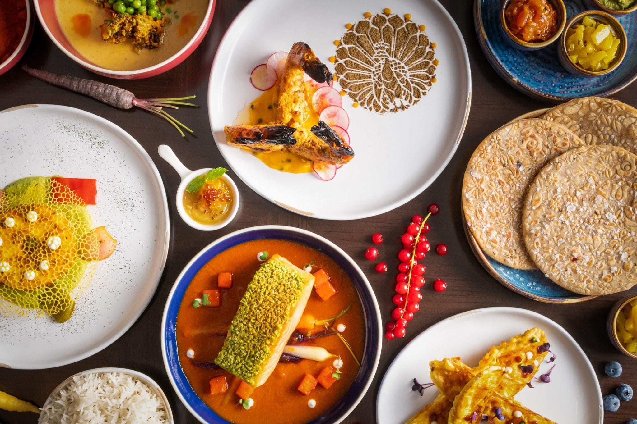 الأطباق الهندية الإقليمية الأصيلة