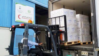 صورة دبي للاستثمار تتبرع بالزجاج و الدواء لأجل لبنان بعد الإنفجار المأسوي
