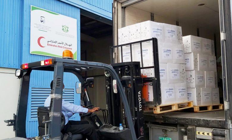 دبي للاستثمار تتبرع بالزجاج و الدواء لأجل لبنان بعد الإنفجار المأسوي