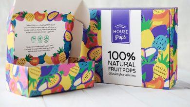 Photo of هاوس أوف بوبس تطلق مثلجات صحية و طبيعية بنسبة 100٪