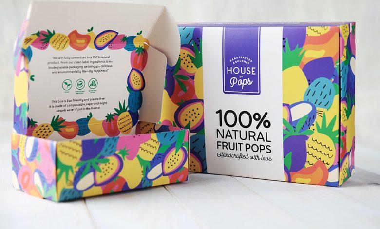 هاوس أوف بوبس تطلق مثلجات صحية و طبيعية بنسبة 100٪