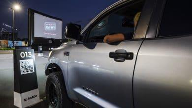 صورة أحدث الأفلام التي ستعرضها سينما السيارات بالجادة في الشارقة