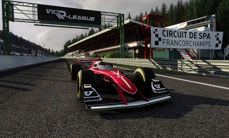 بطولة سباق السياراتV10