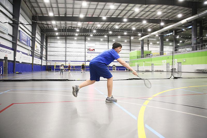 مخيم أكاديمية Deepika Badminton Academy