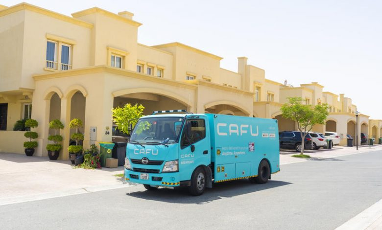 شركة CAFU تطلق التوصيل المجاني للوقود في الإمارات