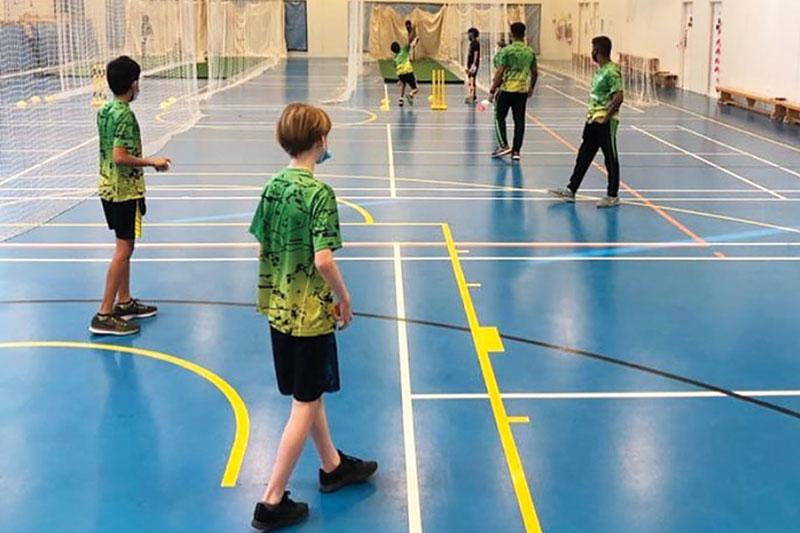 مخيمIt's Just Cricket
