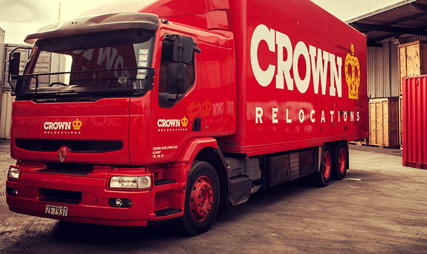 شركة Crown Relocations