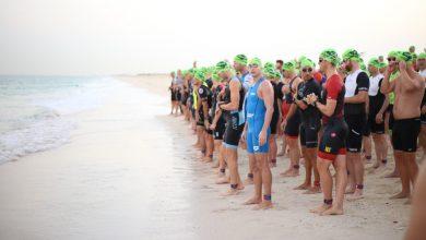 صورة دبي تستضيف فعالية السباحة كينغ أند كوين سويم 2020