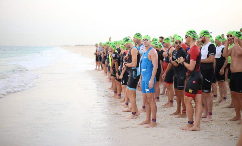 دبي تستضيف فعالية السباحة كينغ أند كوين سويم 2020