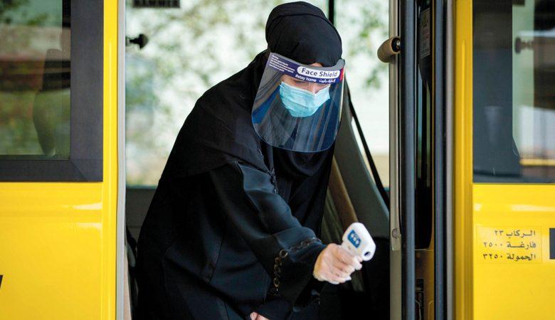 أهم إجراءات الوقاية التي سيتم تطبيقها في الحافلات المدرسية بالإمارات