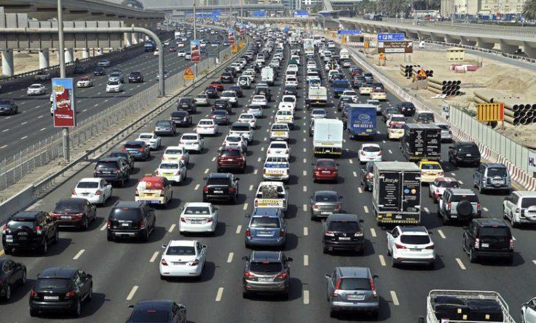 تعرف على أهم بوابات التعرفة المرورية في إمارة دبي
