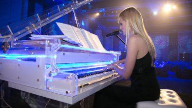 صورة حفل عازفة البيانو اليكساندرا كرستيك في دبي خلال أغسطس 2020