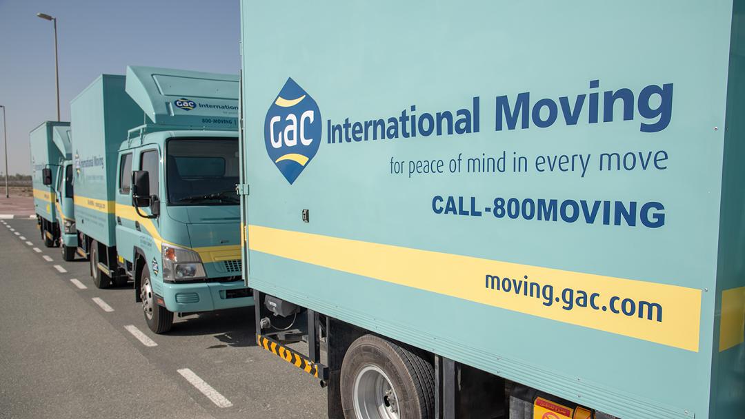 شركة GAC International Moving