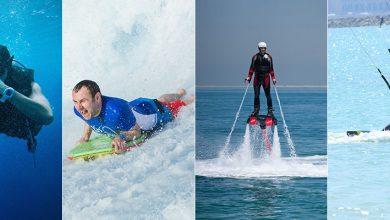 صورة أفضل 12 رياضات مائية تستحق التجربة في أبوظبي