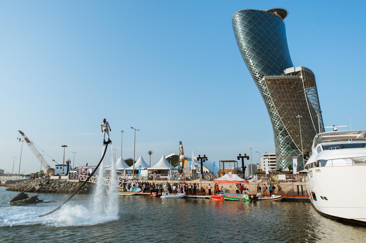 تعرفوا على موعد انطلاق معرض أبوظبي الدولي للقوارب 2020