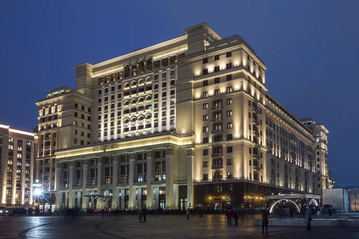 فندق فورسيزونز موسكو