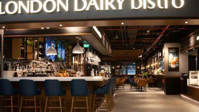 صورة لندن ديري كافيه دبي يضيف كيك توسكان بزيت الزيتون الى قائمة طعامه