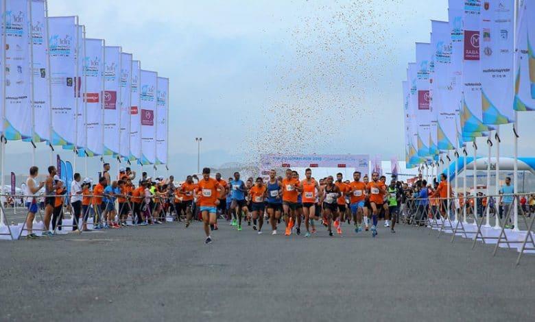 سباق بنك الفجيرة للجري