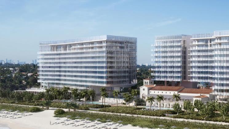 فندق فورسيزونز ذا سيرف كلوب في سيرف سايد فلوريدا